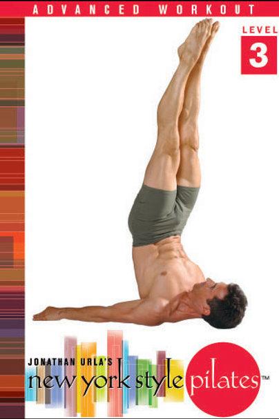 New York Pilates Advanced Level 3 - DVD