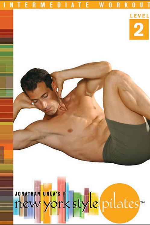 New York Style Pilates Intermediate Level 2 - DVD