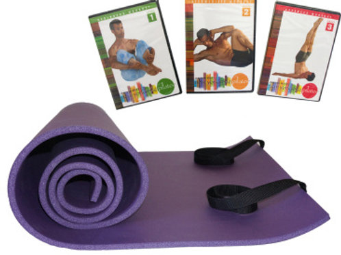 New York Pilates Complete Workout Kit