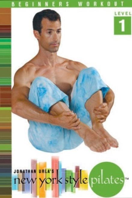 New York Style Pilates Beginner Video DVD