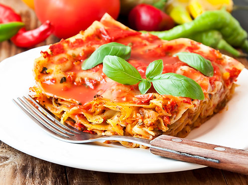 Family Vegetarian Lasagna