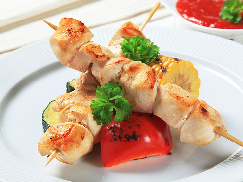 Chicken Souvlaki