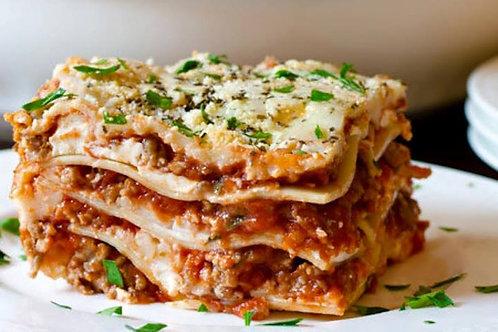 Lasagna & Meatsauce