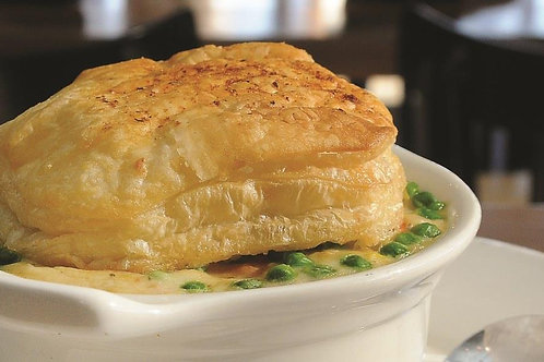Family Chicken Pot Pie