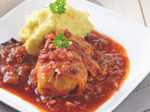 Family Cabbage Rolls