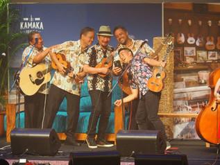 Kamaka 100th Anniversary Concert Part 9
