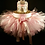 Thumbnail: 2 Tier Pink and Gold Pretty Princess Diaper Cake