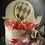 Thumbnail: 3 Tier Pink & Grey Elephant Diaper Cake