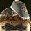 Thumbnail: 3 Tier Baby Boy Bow Tie Diaper Cake