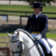 Horse training and lessons at Glenwood Equestrian Center near Santa Cruz