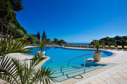 Hotel La Vega Capri ~ Swimming pool