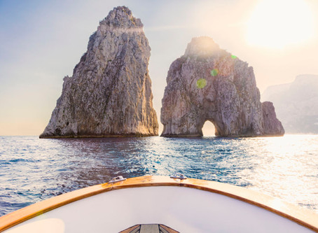 Must see attractions in Capri