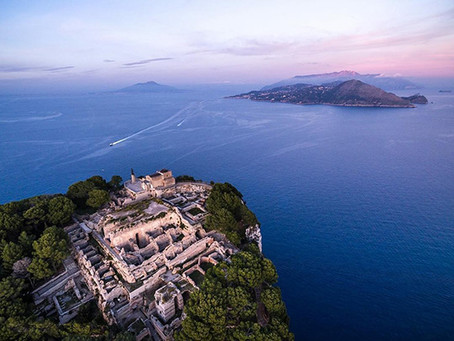 History and interesting Facts about Island of Capri