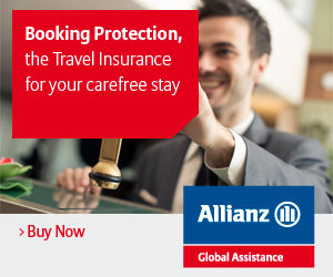 Allianz Insurance for Hotel la Vega Capri stay