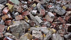 706605-crash-stones-debris-site-demoliti