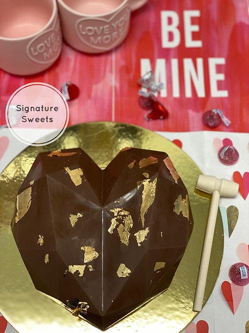 Breakable Heart Cake Assorted Designs