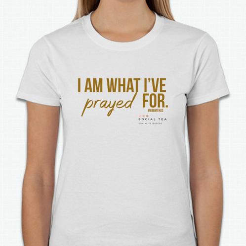 PRAYED TEE