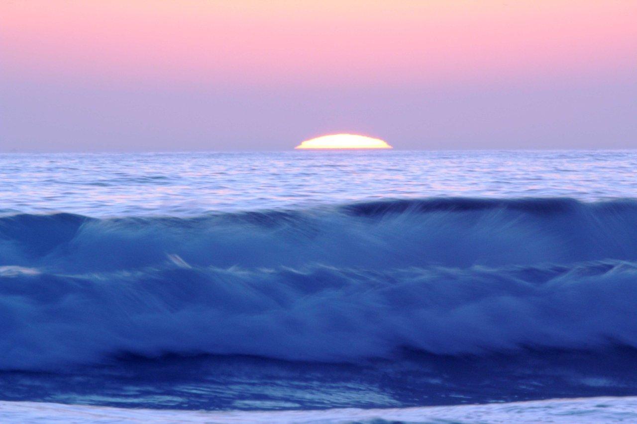 Pastel Sunset