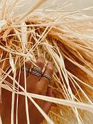 טבעת פרחים • flowers ring • silver 925