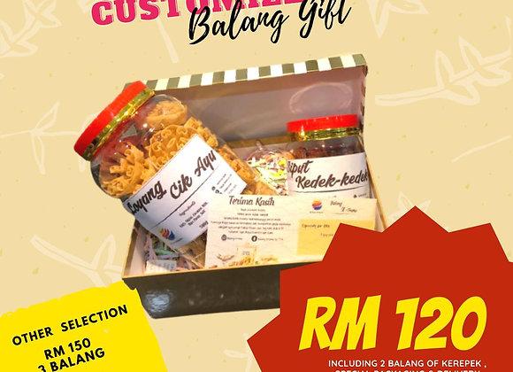 Customize Balang Gift