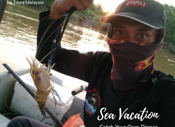 FISHING & PRAWNING