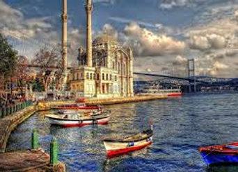 8D7N GREAT TURKEY