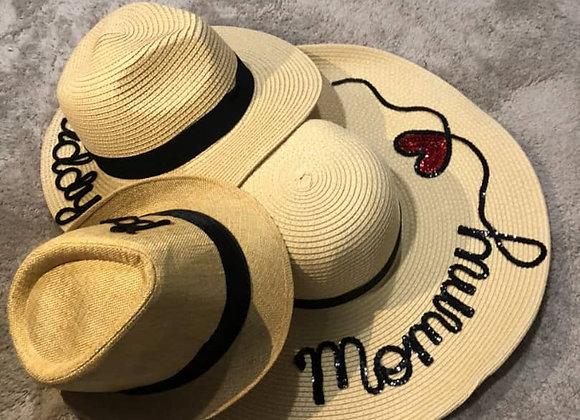 JASMINE BEACH HAT - FAMILY