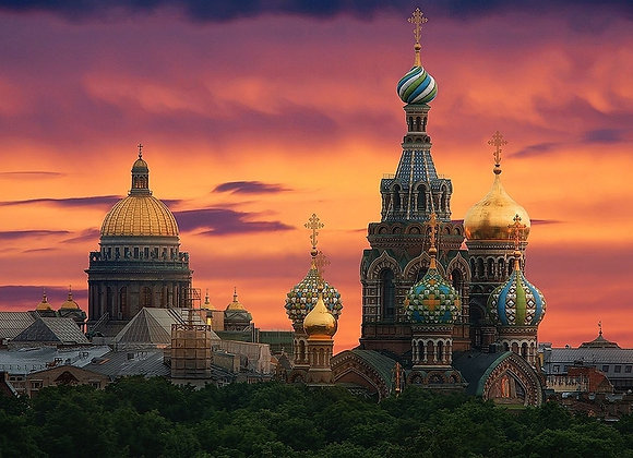 5D4N THE ICONIC ST PETERSBURGH