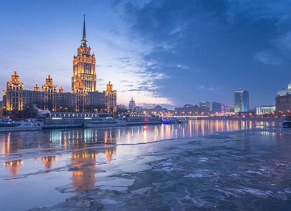 5D4N MOSCOW BREAK