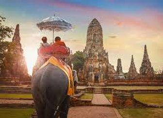 3D2N EXPLORER @ THAILAND - AYUTTHAYA