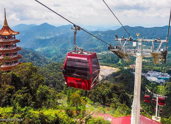 3D2N EXPERIENCE GENTING HIGHLAND MALAYSIA