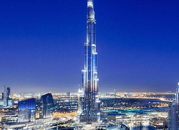 5D4N ENCHANTING DUBAI