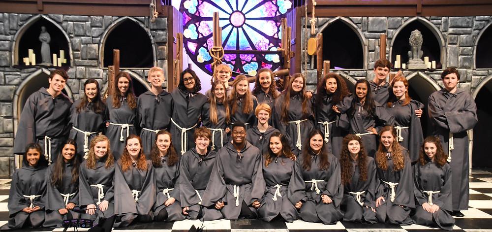The Choeur Ensemble