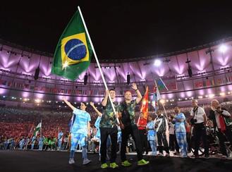 """Movimento """"Unifica Jogos"""", é lançado no encerramento da Paralimpíadas Rio 2016. Festa repete esplend"""