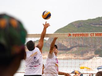 Torneio AMORE/ANI de Vôlei de Praia no Recreio dos Bandeirantes reúne competidores de várias cidades