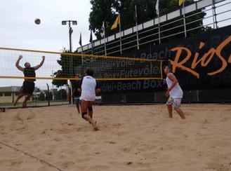 ANI promove primeiro torneio de vôlei de praia