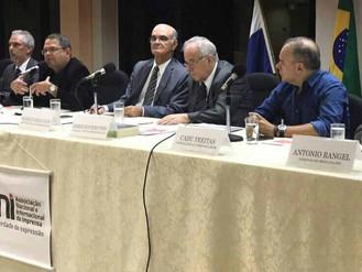 CENSURA: ANI/CEVRJ e OABRJ debateram a Liberdade de Imprensa