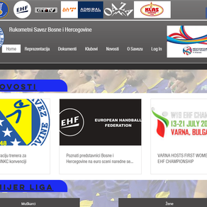 Poziv za registraciju rukometnih klubova, delegata/kontrolora i sudija