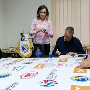 Izvučeni parovi četvrtfinala KUP-a BiH