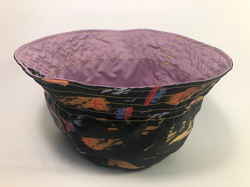 bucket hat reversibile
