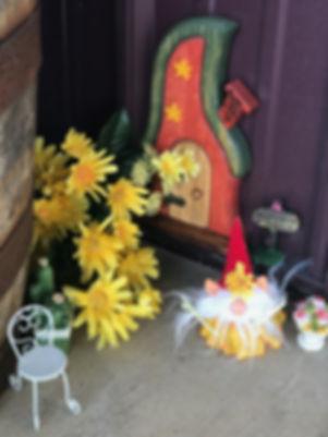 Daisy Mae the Garden Gnome