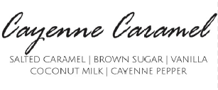 Cayenne Caramel Wax Melts