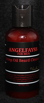 Hemp Oil Beard Cleanser