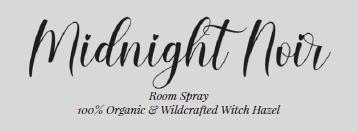 Midnight Noir Room Spray