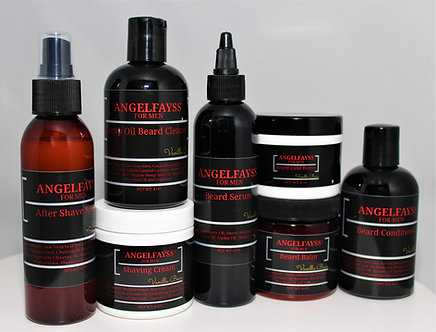 Beard Care Collection -The Official Lineup