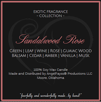 Sandalwood Rose