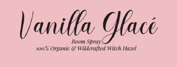 Vanilla Glacé Room Spray