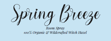 Spring Breeze Room Spray