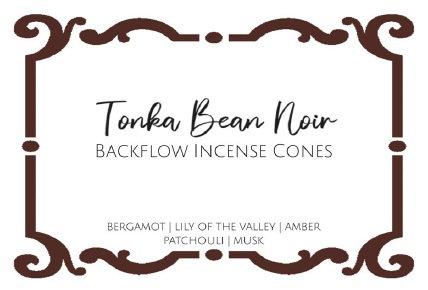 Tonka Bean Noir