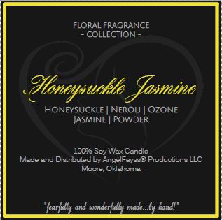 Honeysuckle Jasmine